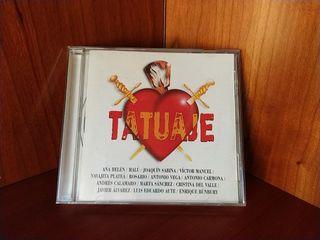 CD TATUAJE