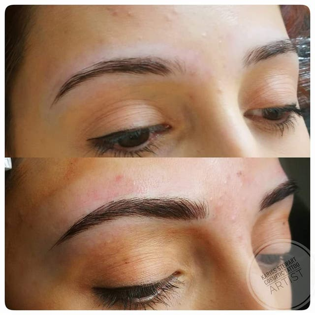 permanent make up / cosmetic tattoo