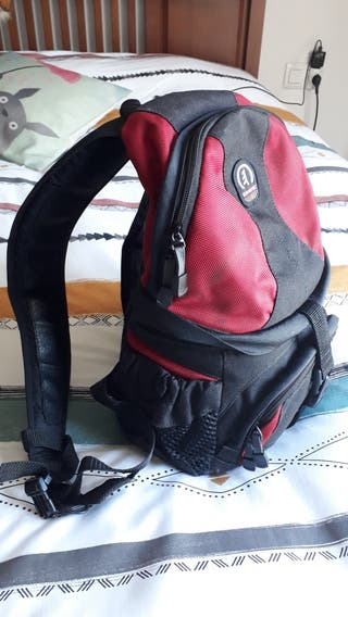 mochila bolsa tamrac camara fotos y varios
