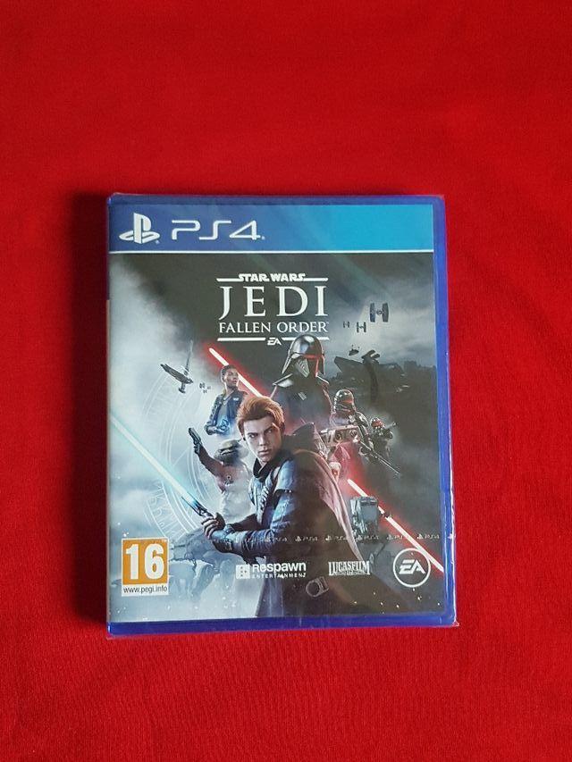 Star Wars Jedi Fallen Order ps4 precintado