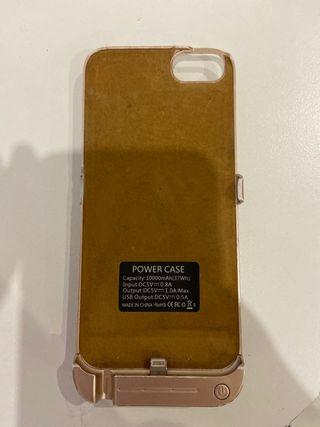 Batería Portátil Dorada Iphone7/8