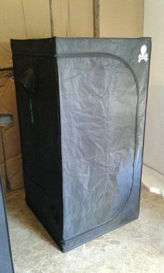 Armario de cultivo Pirate Box 80x80x160cm