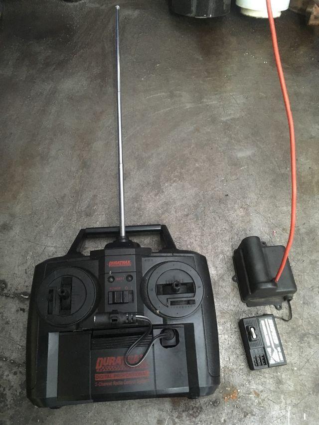 Emisora y receptor Duratrax