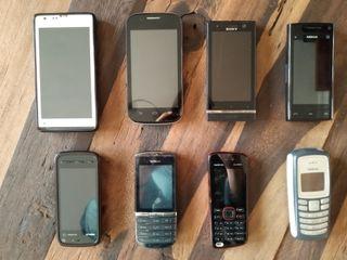 Vendo un pack de móviles