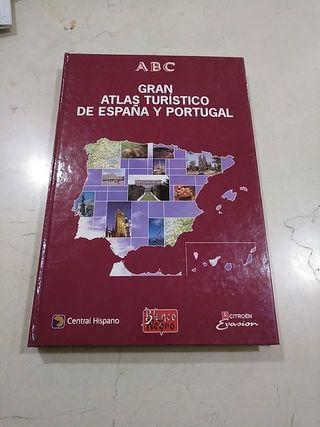 Gran Atlas Turístico De España Y Portugal.