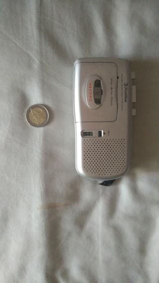 Mini grabadora.
