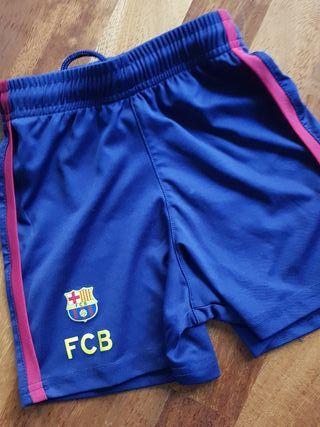 pantalones barça talla 4