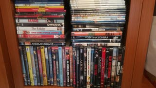 65 películas en DVD