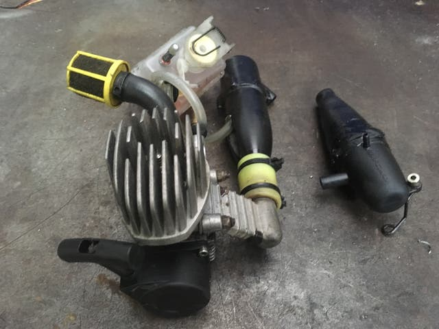 Motor Jet15 Bycmo