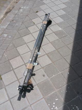 bacas transporte bicicleta tres pares