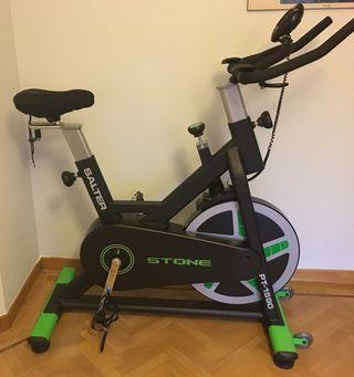 Bicicleta spinning SALTER STONE PT-1590