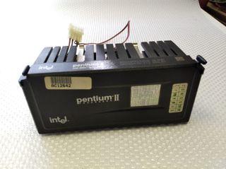 Procesador Intel Pentium II