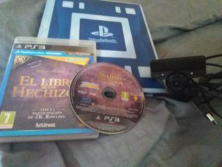 cambioeLlibro+juego+camara ps3(los simpson mando
