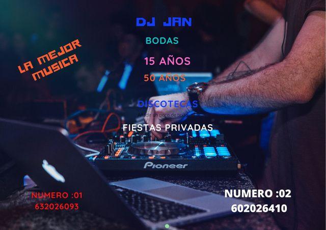 DJ PRIVADO PARA FIESTAS