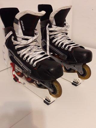 hockey patines Bauer