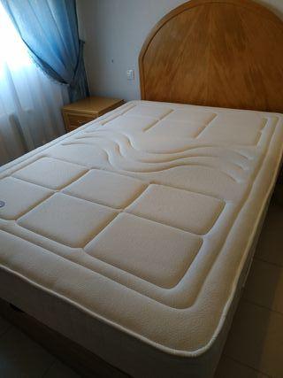 colchón viscoelástica