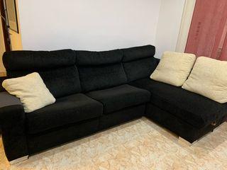 Sofá chaiselongue
