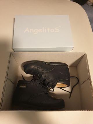 zapatos bebé talla 20
