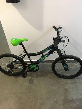 vendo bici niño