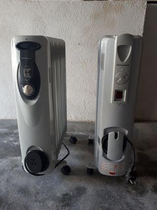 Radiador electrico de aceite