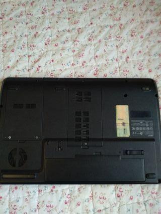 ordenador portatil acer aspire 5734Z Dual core