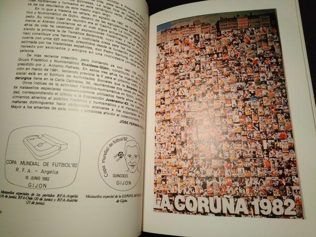 Catalogo Oficial del Mundial Expofil'82