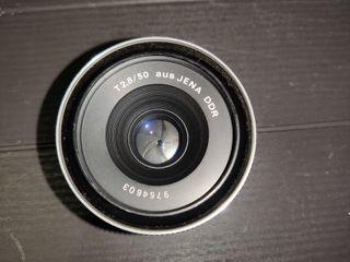Objetivo Aus Jena DDR 50mm F2.8