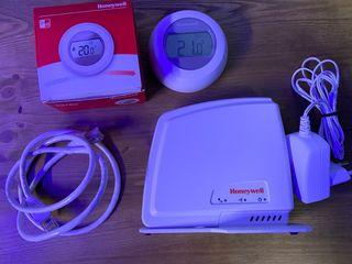Termostato wifi Honeywell T87RF