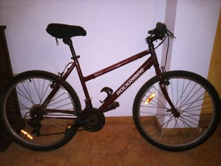 Bicicleta ROCKRIDER mujer