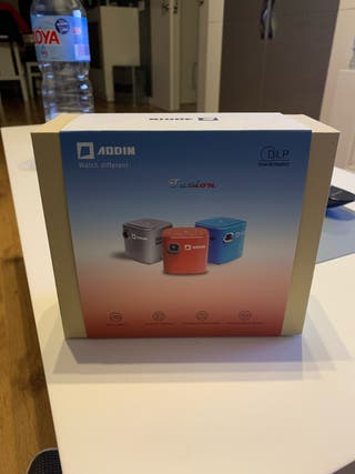 Mini proyector AODIN FUSION