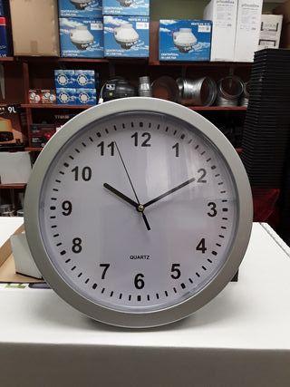 Reloj de cocina ocultación