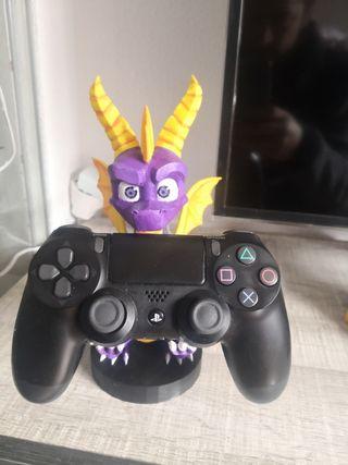 Spyro soporte mando impreso 3d