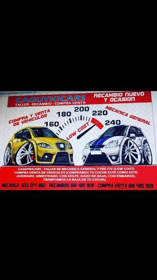 Mando aire acondicionado Seat Ibiza 6L