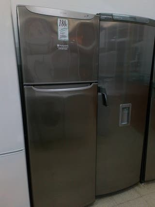 FRIGORÍFICO ARISTON no frost INOX 1'70X60