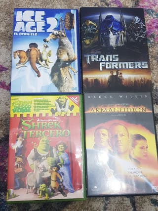 peliculas dvd variadas precio x unidad