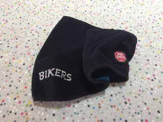 Cubre cuello Bikers con wind stopper