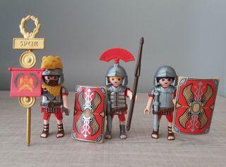 Playmobil Roma - Soldados Romanos