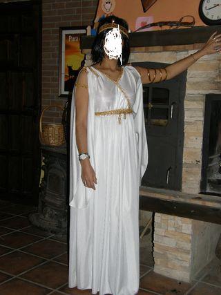 disfraz de cleopatra
