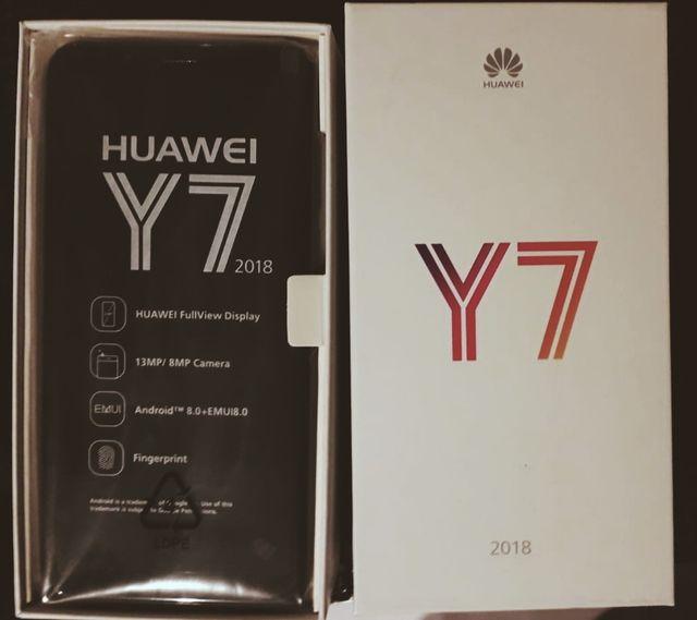 2 HUAWEI Y7 y 1 SmartWatch