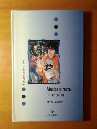 "Libro ""Música directa al corazón"""