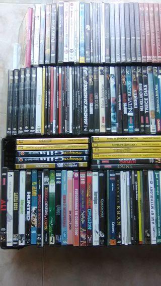 DVD S LOTES PELÍCULAS