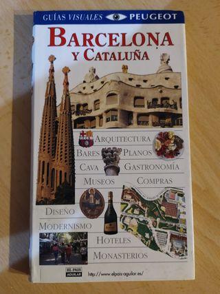 Guia de viaje Barcelona y Cataluña