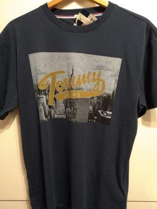 Camiseta Tommy Hilfiger talla M nueva