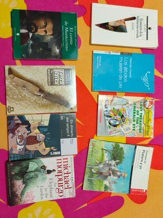 libros de lectuea