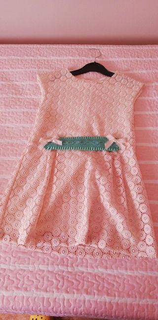 vestido niña talla 7