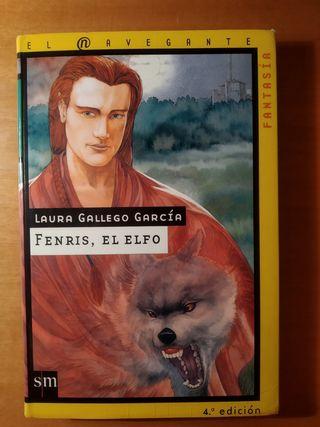 """Libro """"Fenris, el Elfo"""