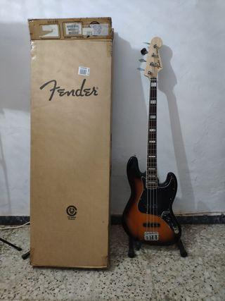 Bajo Fender 70 Classic Jazz Bass PF 3TS