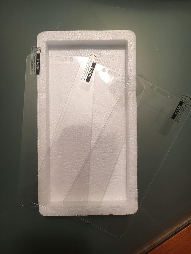 Cristal templado Huawei p20 mate lite