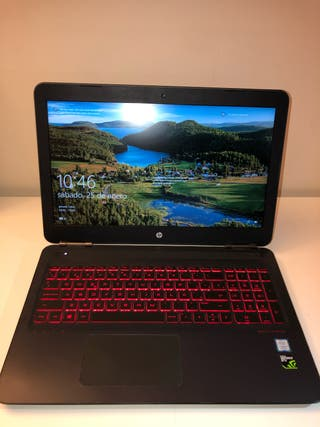 Portatil gaming Hp omen