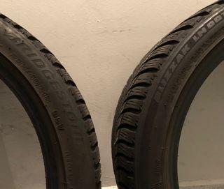 Neumáticos nieve